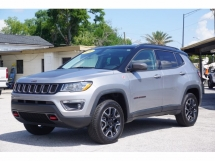 2019 Jeep Compass 4WD Trailhawk