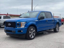 2020 Ford F150 2WD SuperCrew